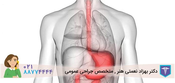 علائم سرطان معده چیست