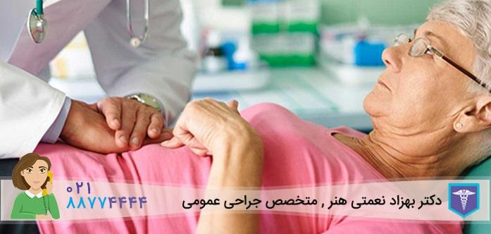 نشانه های اولیه سرطان معده چیست